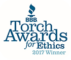 2017 BBB Torch Award in Ethics